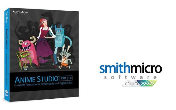 smith micro anime studio pro 9.0 full crack