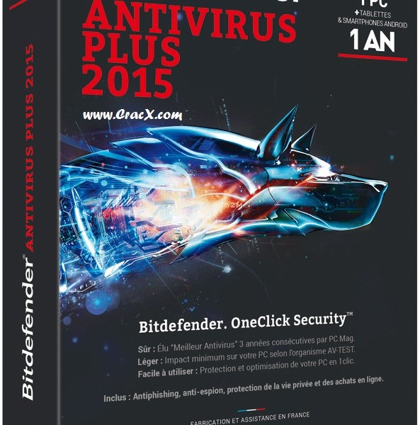 Bitdefender Antivirus Plus 2015 Key + Crack Full Download