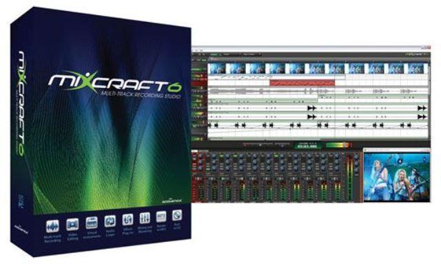 Mixcraft 8 free download