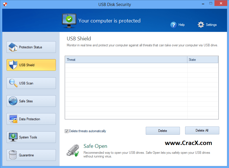 USB Disk Security 5.1.0.8 serial key or number