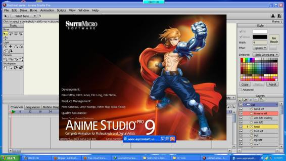 Anime Studio Pro 9 Crack Keygen Plus Serial Number Full Download