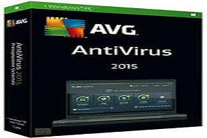 AVG Antivirus 2015 Crack with Serial Key Full Free Download