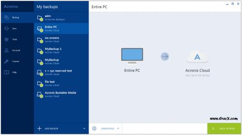 Acronis True Image 2015 Keygen + Activation Key Full Download