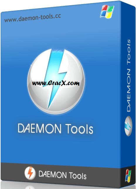 DAEMON Tools Lite   Crack + License Key Free Download