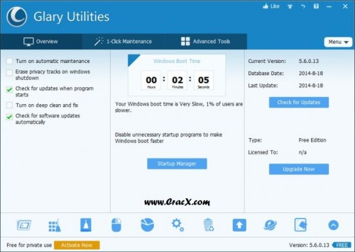 Glary Utilities Pro Key 2015 Serail Number Full Free Download