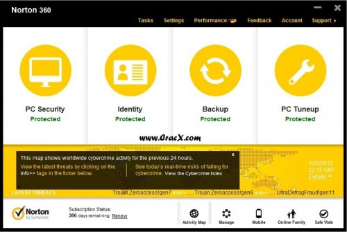 Norton 360 Crack 2015 Serial Number Full Download