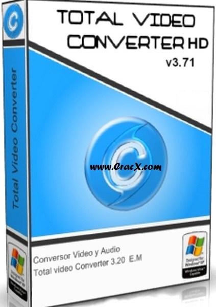 Total Video Converter 3.71 Serial Key + Crack Full Download