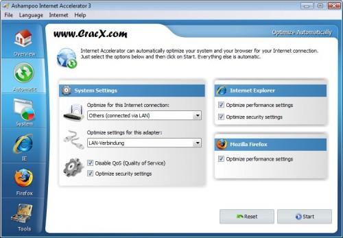 Ashampoo Internet Accelerator 3 Keygen Full Free Download