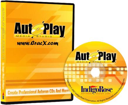 AutoPlay Media Studio 8.5 Crack + Serial Key Free Download
