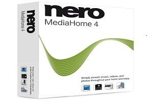 Nero MediaHome 4 Crack Keygen + Serial Key Full Download