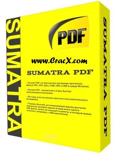 Sumatra PDF Reader 3 Free Crack + Serial Key Full Download