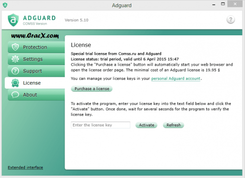 Adguard License Key 5.10 Activator Full Free Download