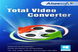 Aiseesoft Total Video Converter Crack Keygen Download