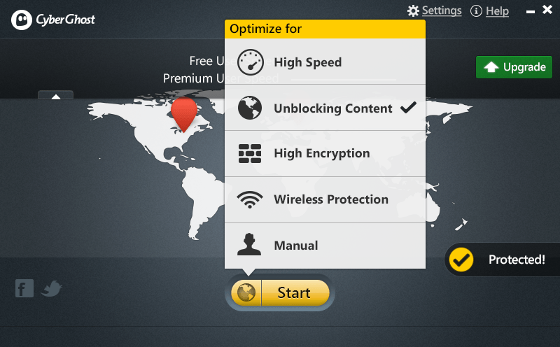 Cyberghost vpn v7. 2. 4294 free download downloads freeware.