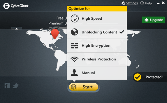 CyberGhost VPN 5 Crack & Premium Serial Key Full Download