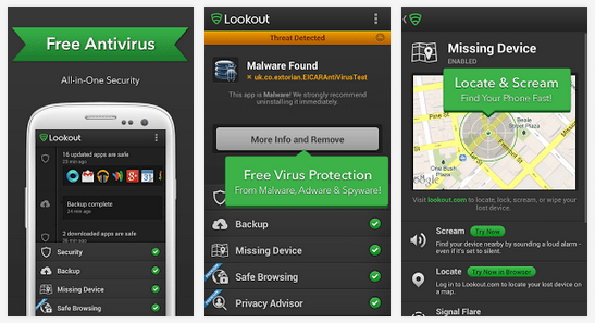 lookout mobile security premium apk cracked