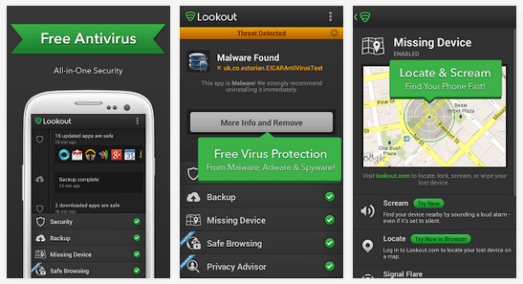 Lookout Antivirus Pro Apk Free Download - Pro APK One