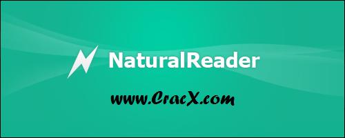 Natural Reader 13 Crack + Serial Number Full Free Download