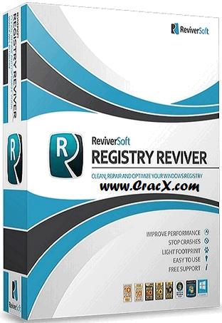 Registry Reviver Crack + License Key 2015 Free Download