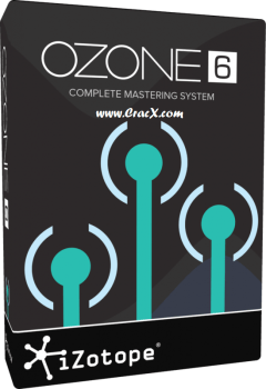 iZotope Ozone 6 Crack + Serial Number Full Free Download