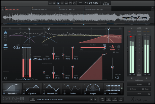 iZotope Ozone 6 Keygen + Patch Full Version Free Download