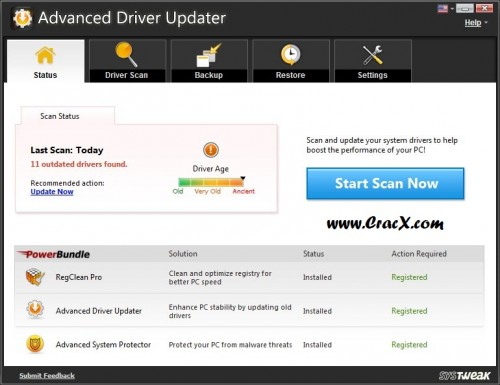 Advanced Driver Updater Key 2015 Serial Number Download