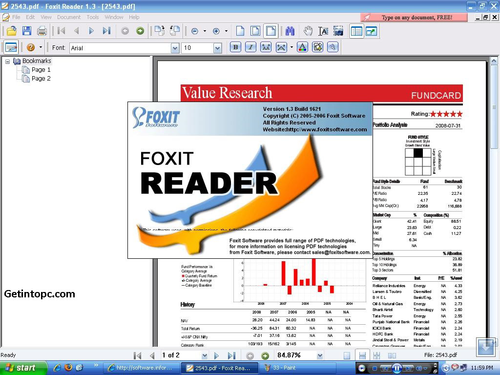 Foxit Reader 7 0 3 0916 Crack and Keygen Full Free Download