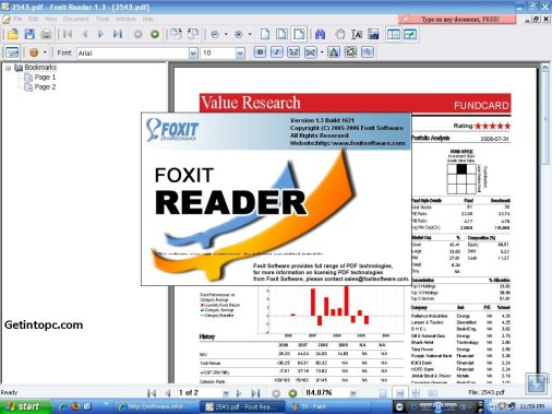 Foxit Reader 7.0.3.0916 Crack and Keygen Full Free Download