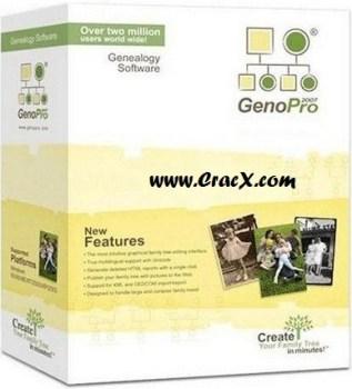 Genopro Registration Key 2.5.4.1 Crack Full Free Download