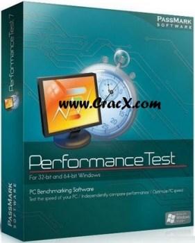 passmark performance test key