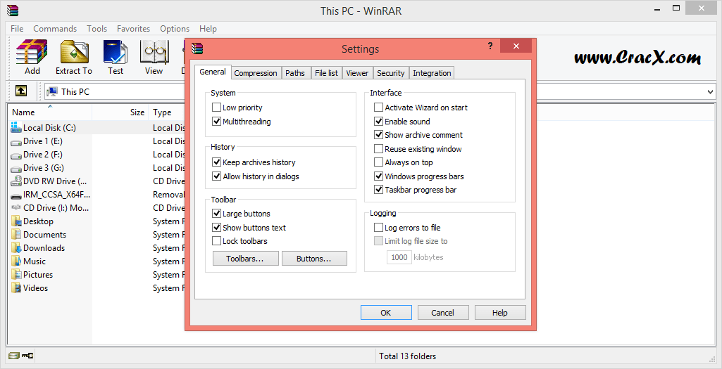 winrar  full version with product key