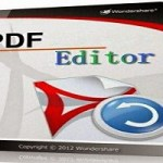 Wondershare PDF Editor Pro Crack and Serial Number Free