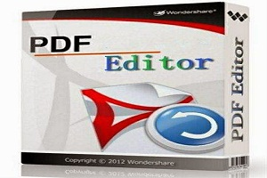 Wondershare PDF Editor Pro Crack and Serial Number Free