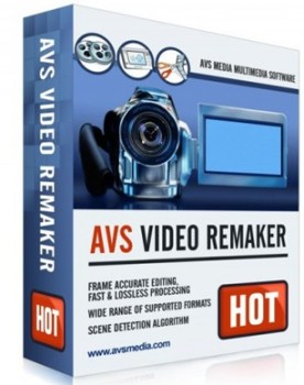 AVS Video ReMaker 5.0 Activation Code, Crack Free Download