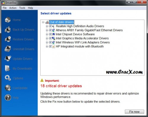 DriverDoc Crack 2015 Serial Number Keygen Free Download