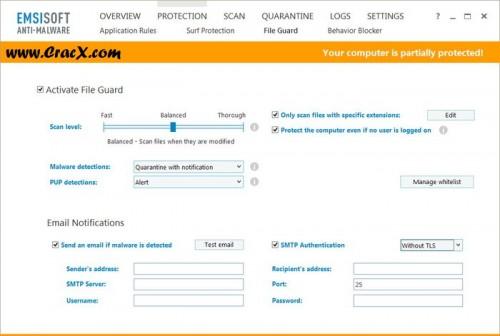 Emsisoft Anti-Malware 10 Serial Key + Patch Free Download
