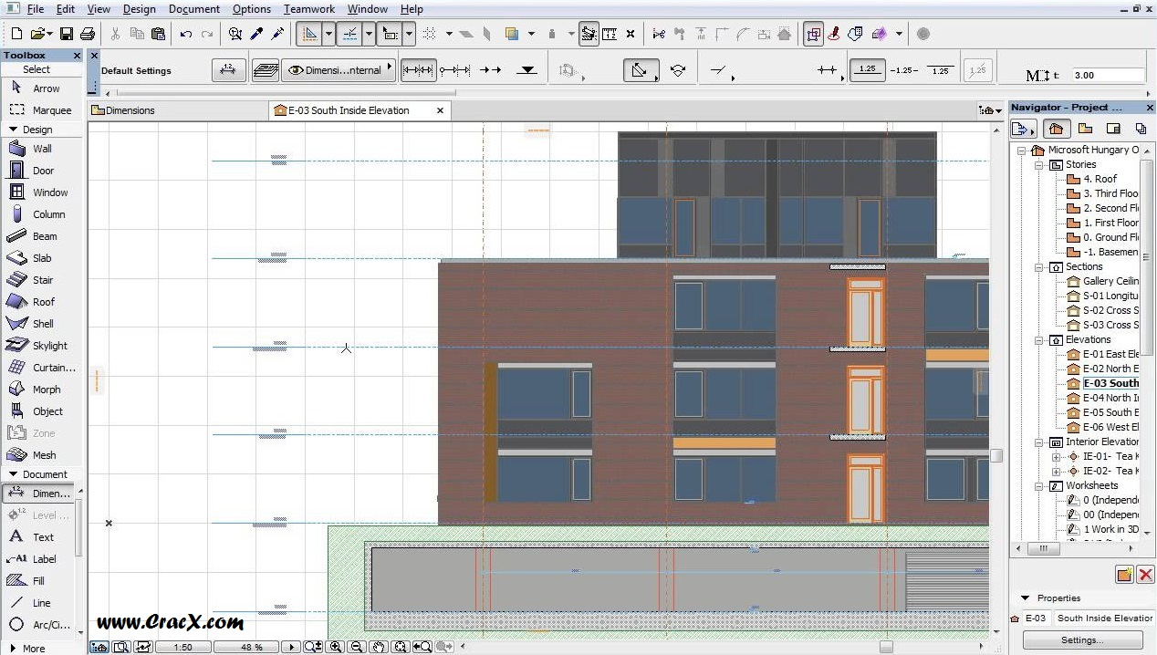 ARCHICAD 21 Build 5010 Patch Full Version