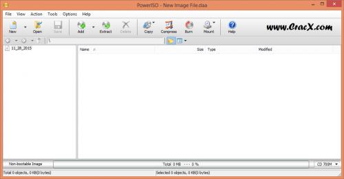 PowerISO 6.4 Crack + Serial Number Full Free Download