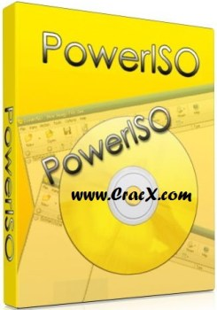 PowerISO 6.4 Key + Registration Code Patch Free Download