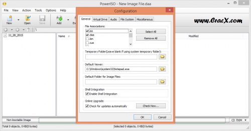 PowerISO 6.4 Registration Code + Srial Keygen Full Download