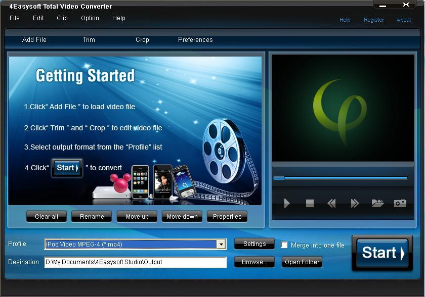 bigasoft total video converter 6 key