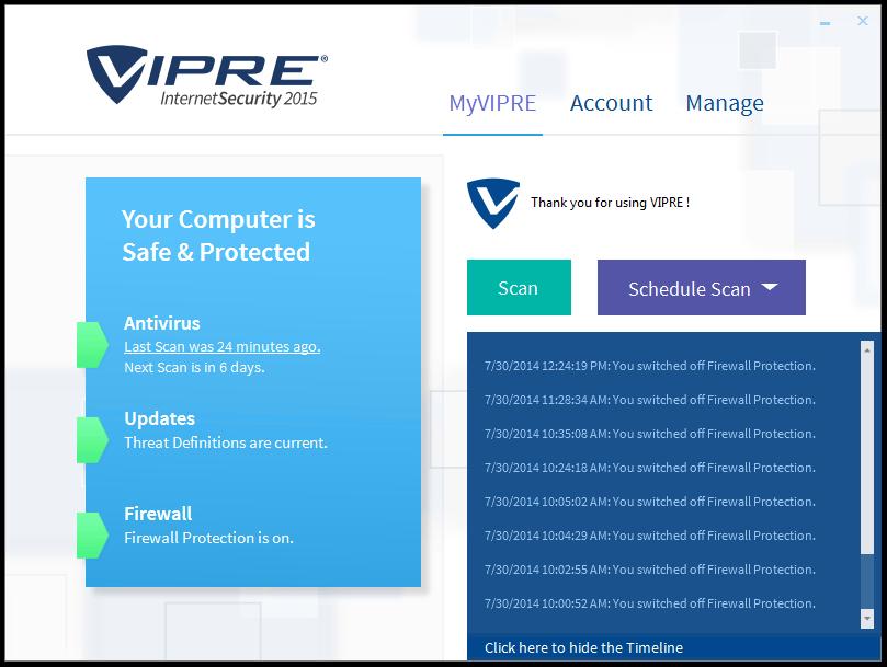vipre internet security crack
