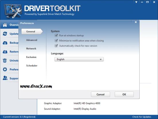 Driver Toolkit 8.5 Registration Key Free Download
