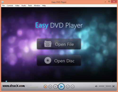 Easy DVD Player 4.6 License Key, Patch Free Download