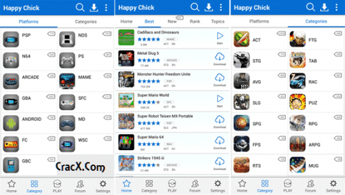 Happy Chick Emulator Apk 1.4.9 Latest for Free Download