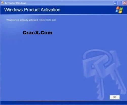 change product key windows xp sp3