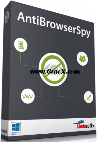 Abelssoft AntiBrowserSpy Pro 2016 Crack, Key Free Download