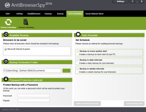 Abelssoft AntiBrowserSpy Pro 2016 Preactivated Full Free Download