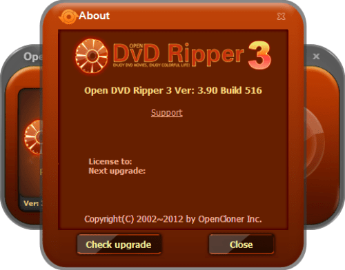 Open DVD Ripper 3.90 Serial Key + Keygen Full Free Download