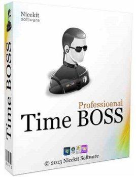 Time Boss Pro Crack 3.12.001 Serial Keys Full Free Download